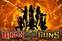 Игровые автомат Girls with Guns- Jungle Heat