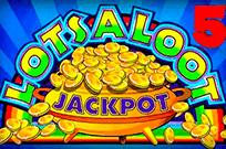Игровые автомат Lots A Loot 5-Reels