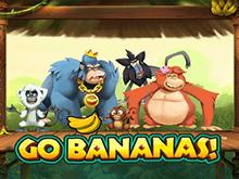 Автомат Бананы в азартном клубе Максбет