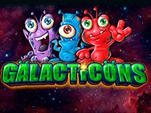 Игровой автомат Максбет Галактионс